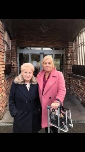 nan and mom