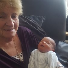 nan with great grandkid