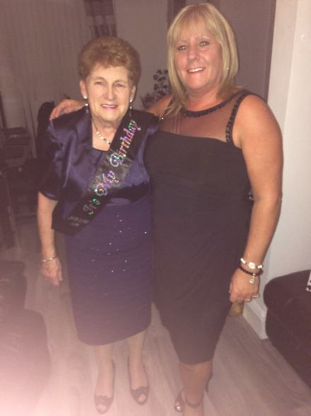 nan. and mom 7