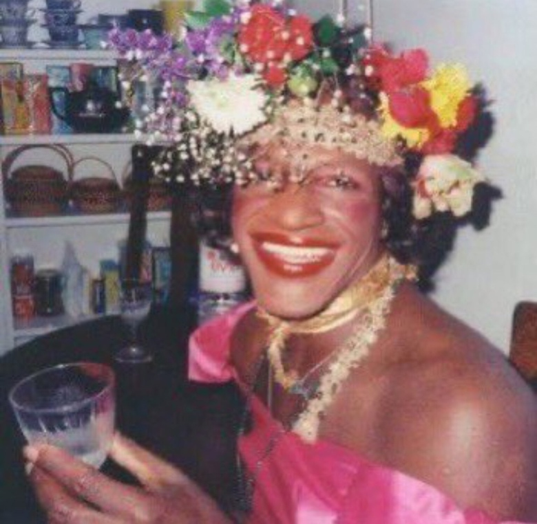Marsha P, Johnson