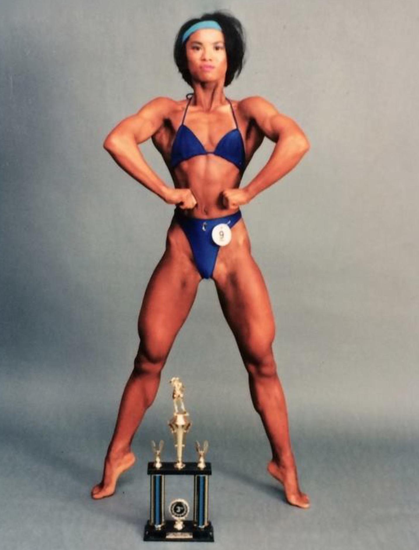 Amazin LeThi - Award winning bodybuilder
